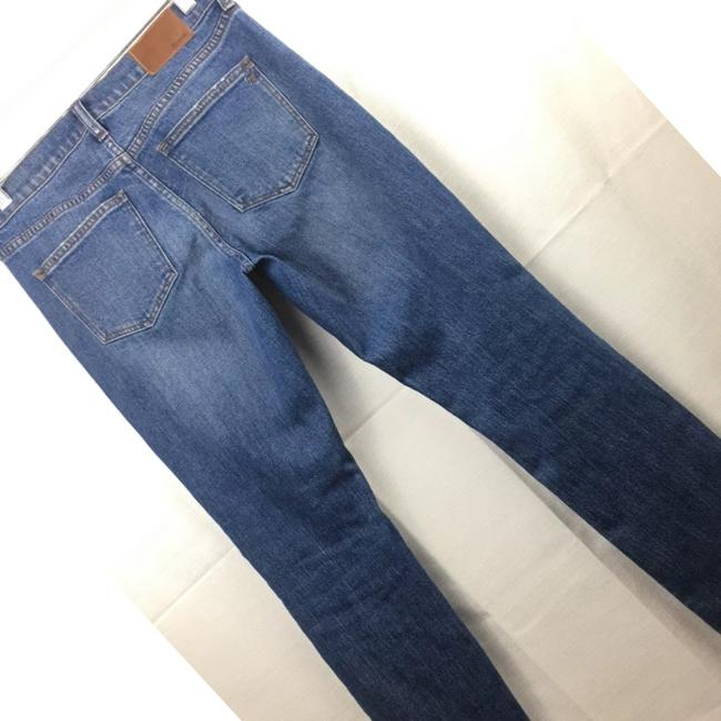 Madewell Skinny Jeans-Medium Wash Image 3
