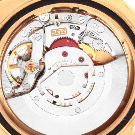 Rolex Rolex Yachtmaster 18K Yellow Gold White Dial Mens Watch 16628 Image 5