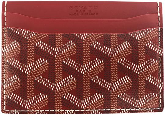 Goyard Brand New - Classic Saint Sulpice Multi Slot Card Holder Wallet Image 0