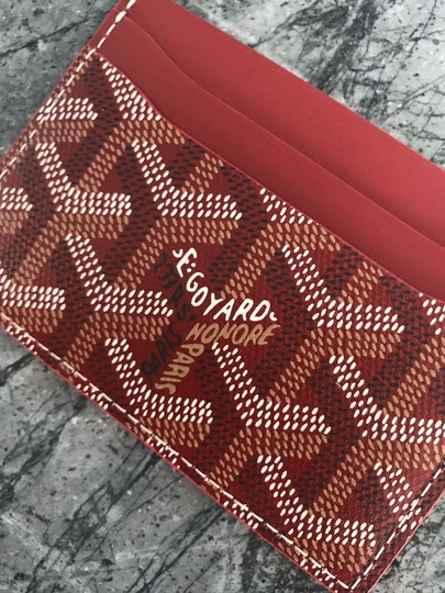 Goyard Brand New - Classic Saint Sulpice Multi Slot Card Holder Wallet Image 6