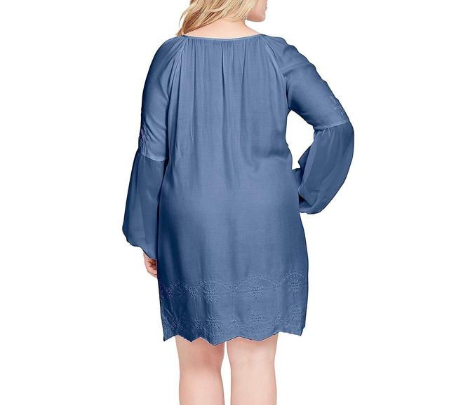 Jessica Simpson short dress Blue on Tradesy Image 1