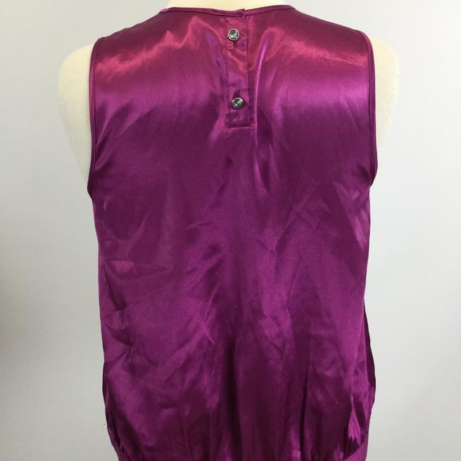 BCBGMAXAZRIA Top purple Image 1