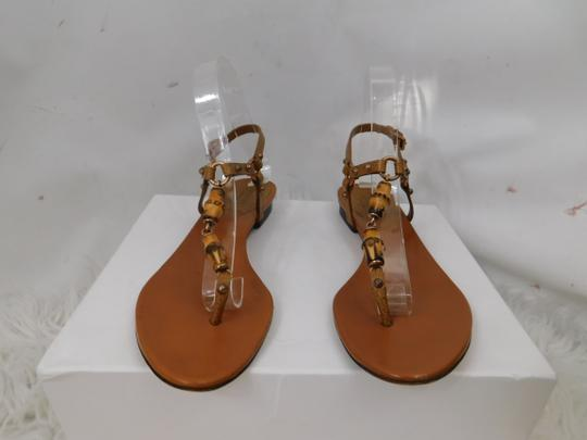 Gucci tan Sandals Image 1