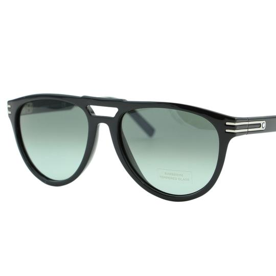 Montblanc New 2018 Mb-699 01a Barberini Tempered Glass Aviator Sunglasses Image 4