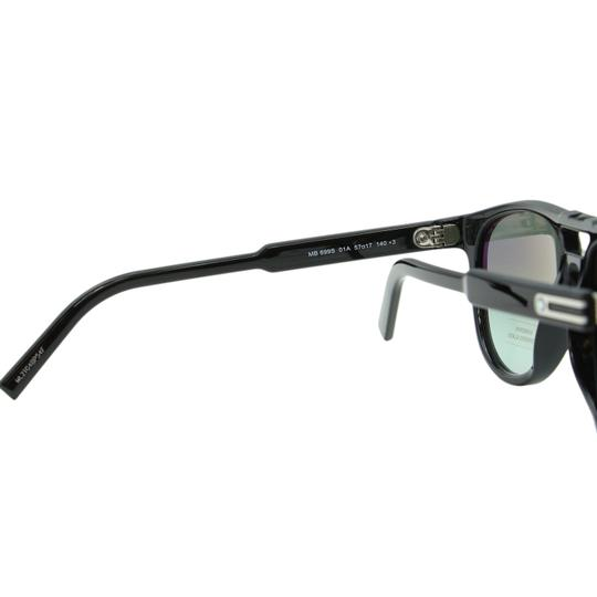 Montblanc New 2018 Mb-699 01a Barberini Tempered Glass Aviator Sunglasses Image 7