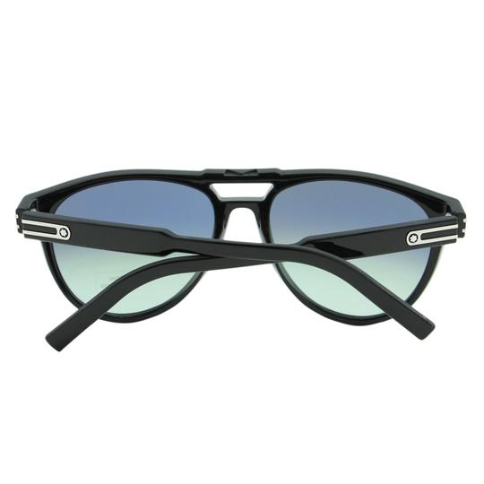 Montblanc New 2018 Mb-699 01a Barberini Tempered Glass Aviator Sunglasses Image 9