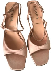 5c426be56b7 Pink Prada Sandals - Up to 90% off at Tradesy