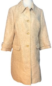Kay Unger Trench Coat