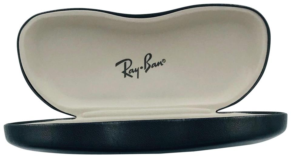 7d187927bf Ray-Ban Case Quality Hard Case for Sunglasses Lot Of 2 Hard Clam Shell  Image ...