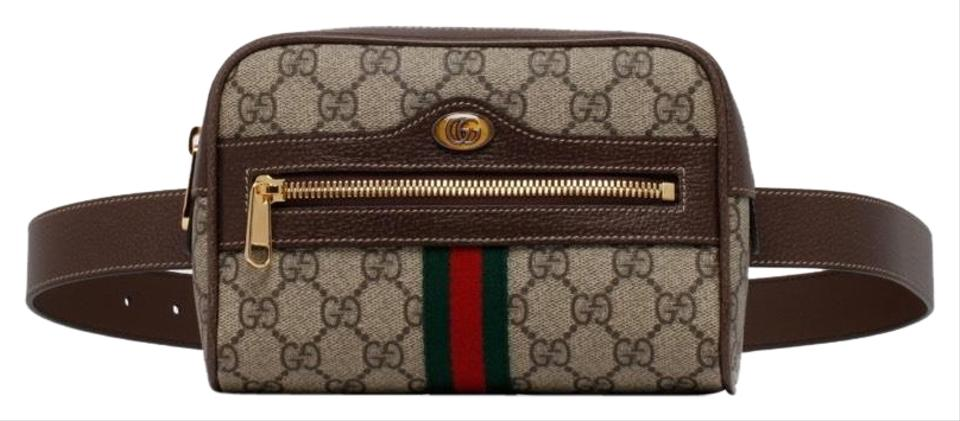 b4177be21bb Gucci Ophidia Gg Supreme Small Belt Size 95 Cross Body Bag - Tradesy