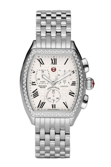 Preload https://img-static.tradesy.com/item/25098398/michele-silver-releve-diamond-stainless-steel-chronograph-mww19a000001-watch-0-0-540-540.jpg
