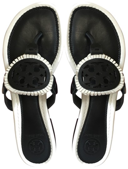 Preload https://img-static.tradesy.com/item/25098403/tory-burch-black-miller-fringe-sandals-size-us-7-extra-wide-ww-ee-0-2-540-540.jpg