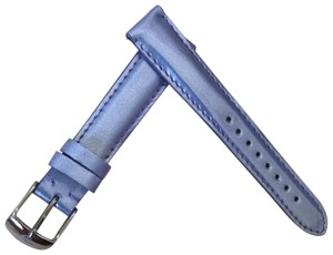 Michele 16mm NWT Michele Pastel Purp Genuine Leather watch Straps MS16AA050532