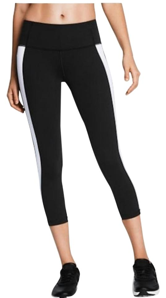 plus gros rabais sur des pieds à large sélection Victoria's Secret New Vsx Silver Shimmer Capri Pocket Knockout Leggings  Pants Size 2 (XS, 26)