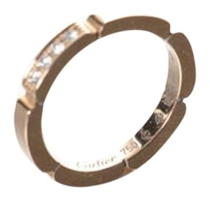 4d0f95fe7028 Cartier Cartier Maillon Panthère 18k Gold Diamonds Size 49 Ring