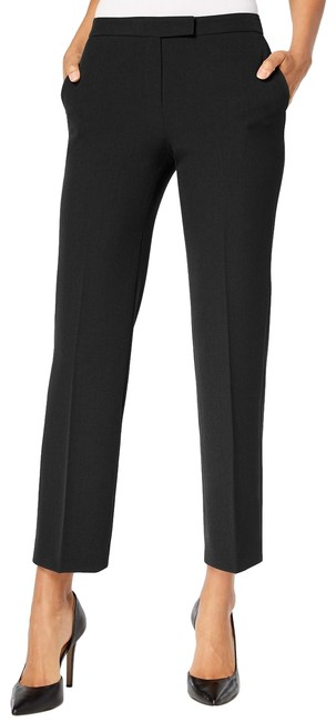 Kasper Straight Pants Black Image 0