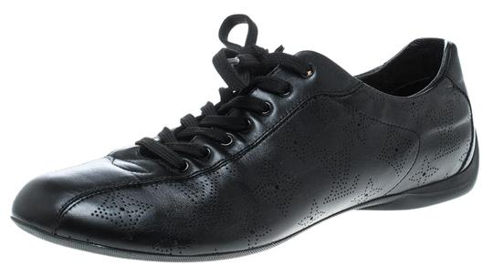Preload https://img-static.tradesy.com/item/25101120/louis-vuitton-black-perforated-leather-low-top-sneakers-flats-size-eu-395-approx-us-95-regular-m-b-0-1-540-540.jpg