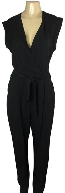 Preload https://img-static.tradesy.com/item/25101177/theory-black-sexy-one-piece-tailored-jumpsuit-pant-suit-size-10-m-0-1-650-650.jpg
