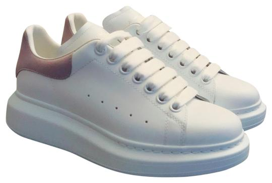 Preload https://img-static.tradesy.com/item/25101259/alexander-mcqueen-whitepachouli-leather-lace-up-platform-sneakers-sneakers-size-eu-36-approx-us-6-re-0-1-540-540.jpg