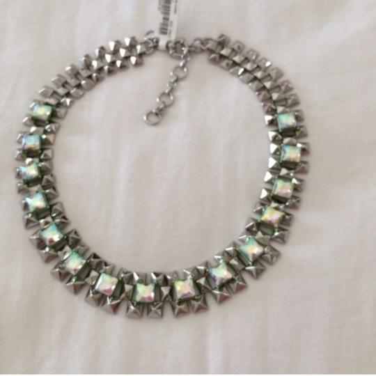 J.Crew j.crew colorful crystal necklace Image 1