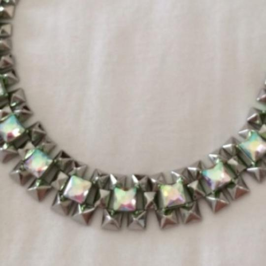 J.Crew j.crew colorful crystal necklace Image 2