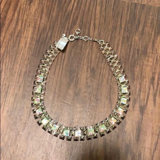 J.Crew j.crew colorful crystal necklace Image 3