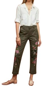Anthropologie Relaxed Pants Multicolor