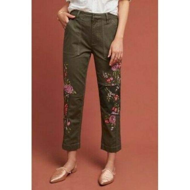 Anthropologie Relaxed Pants Multicolor Image 1