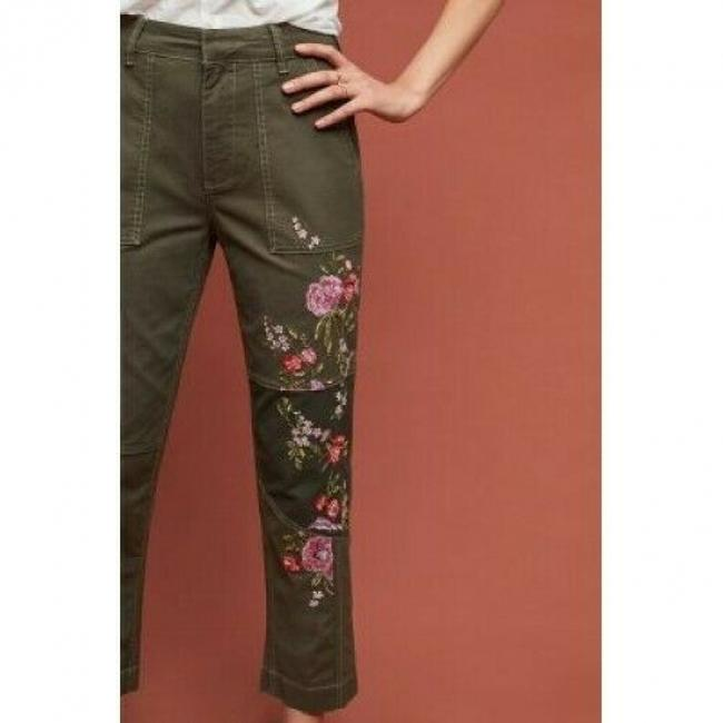 Anthropologie Relaxed Pants Multicolor Image 2