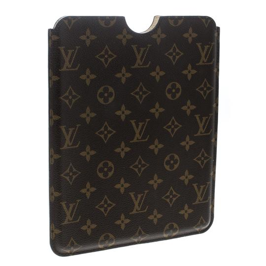 Louis Vuitton Monogram Canvas iPad Case Image 3