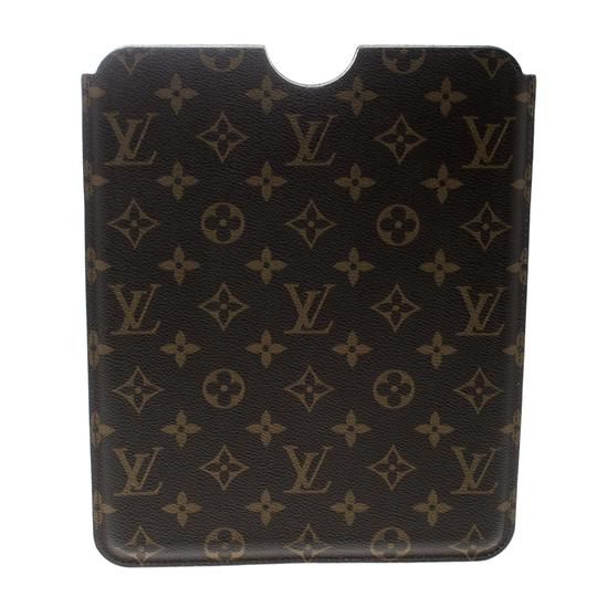 Louis Vuitton Monogram Canvas iPad Case Image 5