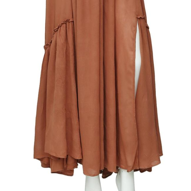 Brown Maxi Dress by Free People Image 6