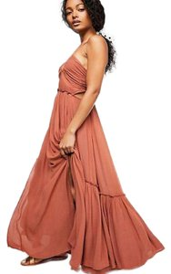 Brown Maxi Dress by Free People