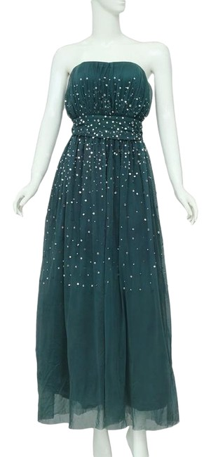 Preload https://img-static.tradesy.com/item/25101695/free-people-green-stone-sequin-embellished-wedding-party-tube-long-casual-maxi-dress-size-12-l-0-1-650-650.jpg