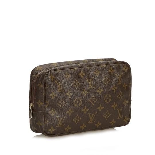 Louis Vuitton 9clvpo008 Vintage Wristlet in Brown Image 1