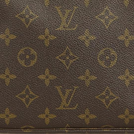 Louis Vuitton 9clvpo008 Vintage Wristlet in Brown Image 10