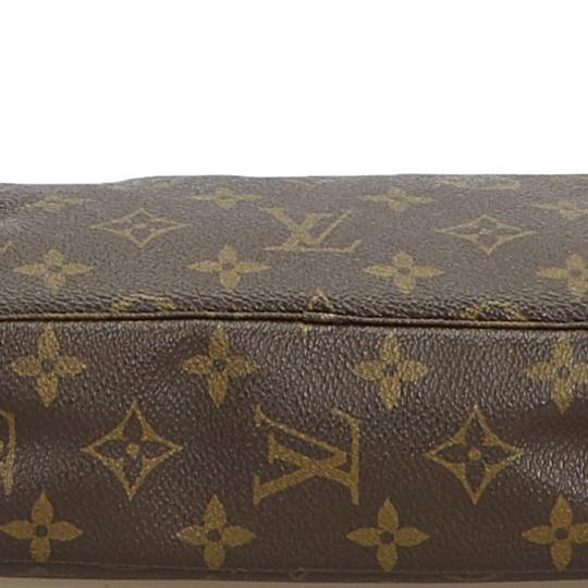 Louis Vuitton 9clvpo008 Vintage Wristlet in Brown Image 11
