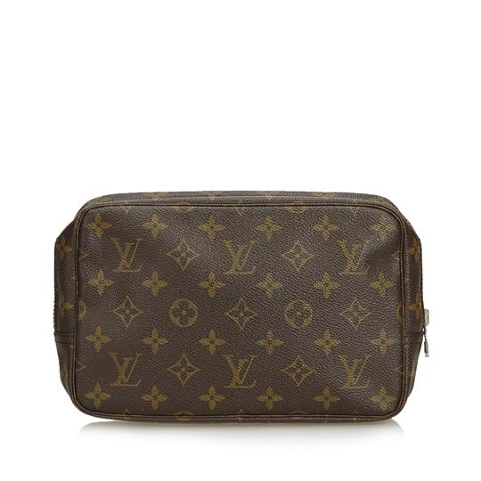 Louis Vuitton 9clvpo008 Vintage Wristlet in Brown Image 2