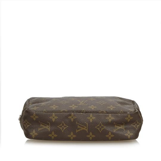 Louis Vuitton 9clvpo008 Vintage Wristlet in Brown Image 3