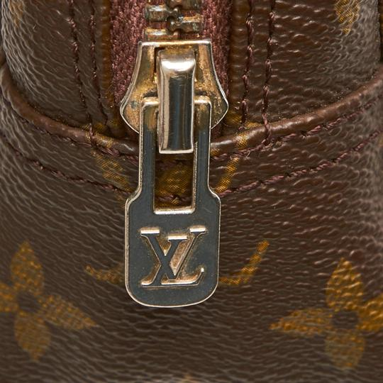 Louis Vuitton 9clvpo008 Vintage Wristlet in Brown Image 6