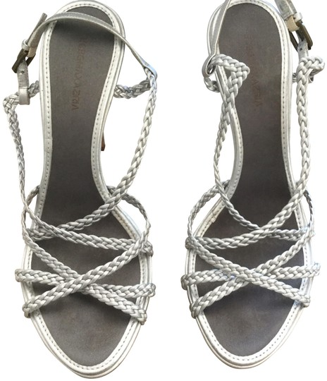 Preload https://img-static.tradesy.com/item/25101793/bcbgmaxazria-metallic-silver-234758-sandals-size-us-8-regular-m-b-0-1-540-540.jpg