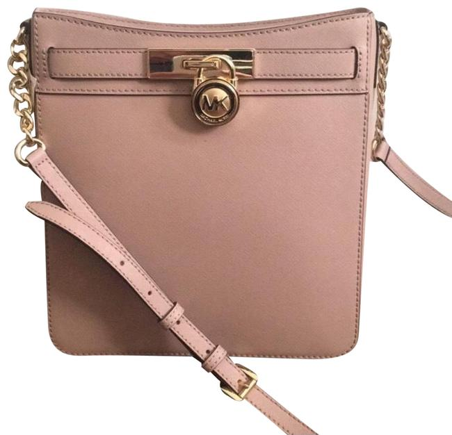 Item - Cross Body In Fawn (Dusty Rose) Leather Messenger Bag