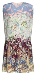 Valentino short dress Multi on Tradesy