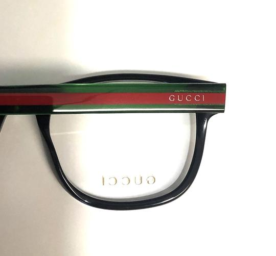 Gucci Gucci GG0004O 002 - FREE and FAST SHIPPING - NEW RX Optical Glasses Image 4