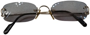 2e907a6e7a9 Cartier Cartier C Decor Rimless Prescription Glasses