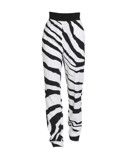 Item - White/Black Women's Classic Signature Zebra Print Crepe Dress Pants Size 6 (S, 28)