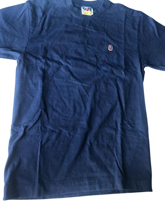 Item - Navy Blue Classic T Tee Shirt Size 4 (S)