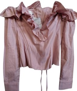 MARQUES'ALMEIDA Top Pale pink