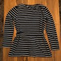 J.Crew Navy and White Striped Belted Tunic Size 10 (M) J.Crew Navy and White Striped Belted Tunic Size 10 (M) Image 5