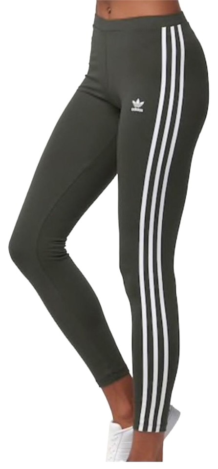 adidas leggings green